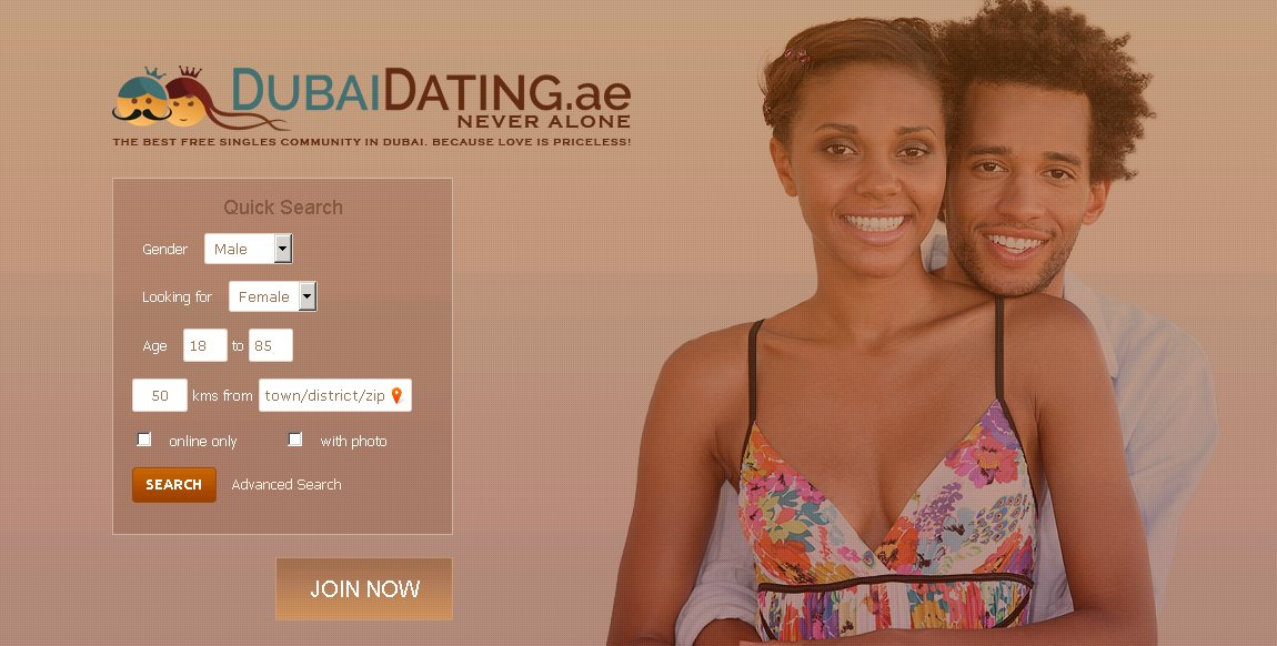 Free online dating sites in dubai