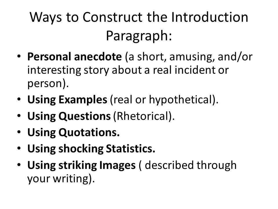 Write my writing the argumentative essay