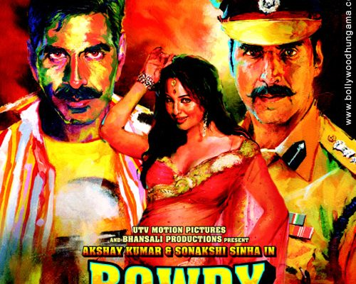 Rowdy Rathore Hindi Movie Mp3 Songs Free Download