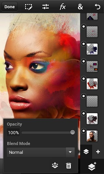 Adobe Photoshop Touch for phone 137 for iPhone