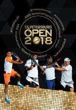 """Международный теннисный турнир """"St.Petersburg Open..."""
