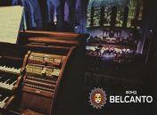 Евдокия Ионина (скрипка), Хироко Нинагава (скрипка), Хироко Иноуэ (орган), Жан-Пьер Стайверс (орган)