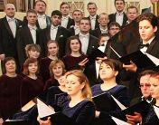 Фестиваль «Невские хоровые ассамблеи»: Хоровая капелла Тюменской филармонии. Хоровая капелла «Ярославия»
