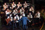 «Кино и джаз»: Оркестр джазовой музыки имени Олега Лундстрема