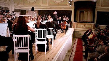 Артисты «Петербург-концерта»