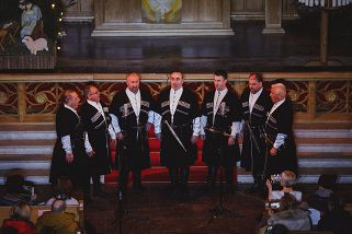 «Тбилисо: грузинское многоголосие и орган»