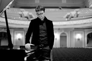 Иван Рудин и Новосибирский академический симфонический оркестр