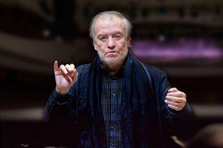 Симфонический оркестр Мариинского театра. Дирижёр – Валерий Гергиев