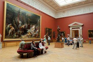 Встречи с Ириной Антоновой Русский музей