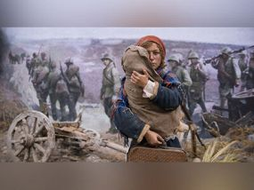 Трехмерная панорама «Память говорит. Дорога через войну»
