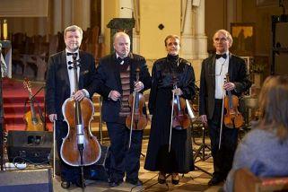 «Вивальди. Моцарт. Орган, голос, струнные»