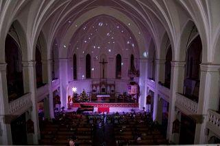 Органный концерт Рождество в Петрикирхе Голос и