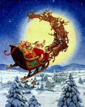 Необыкновенный подарок Деда Мороза