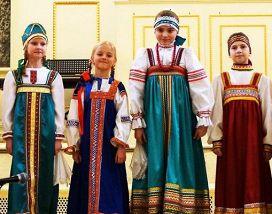 Напевы наших русских песен