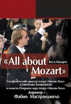 "Цикл концертов ""All about Mozart"""