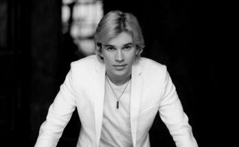 Александр Бичев, вокал. Эти глаза напротив