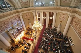 Органный вечер в Таврическом дворце с экскурсией