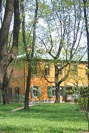 Территория музея-усадьбы Л.Н. Толстого «Хамовники»
